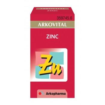 ARKOVITAL ZINC 50 CAP
