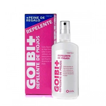 GOIBI ANTIPIOJOS PROTEGE SPRAY 125 ML