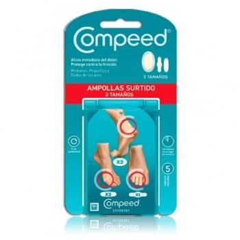 COMPEED AMPOLLAS SURTIDO 5...