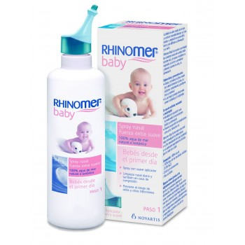 RHINOMER FUERZA 0 BABY 115 ML