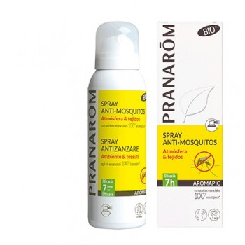 PRANAROM AROMAPIC SPRAY ANTI-MOSQUITOS 100ML