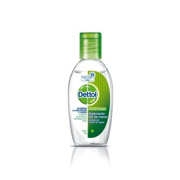 DETTOL GEL DE MANOS 50 ML