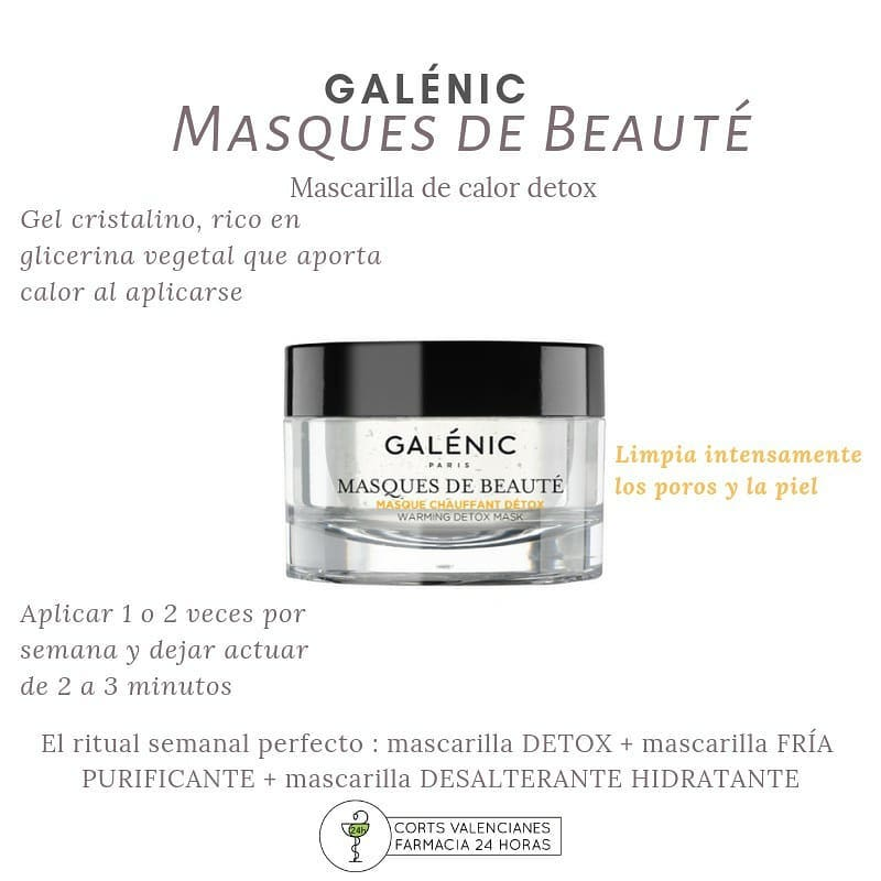 masque calor